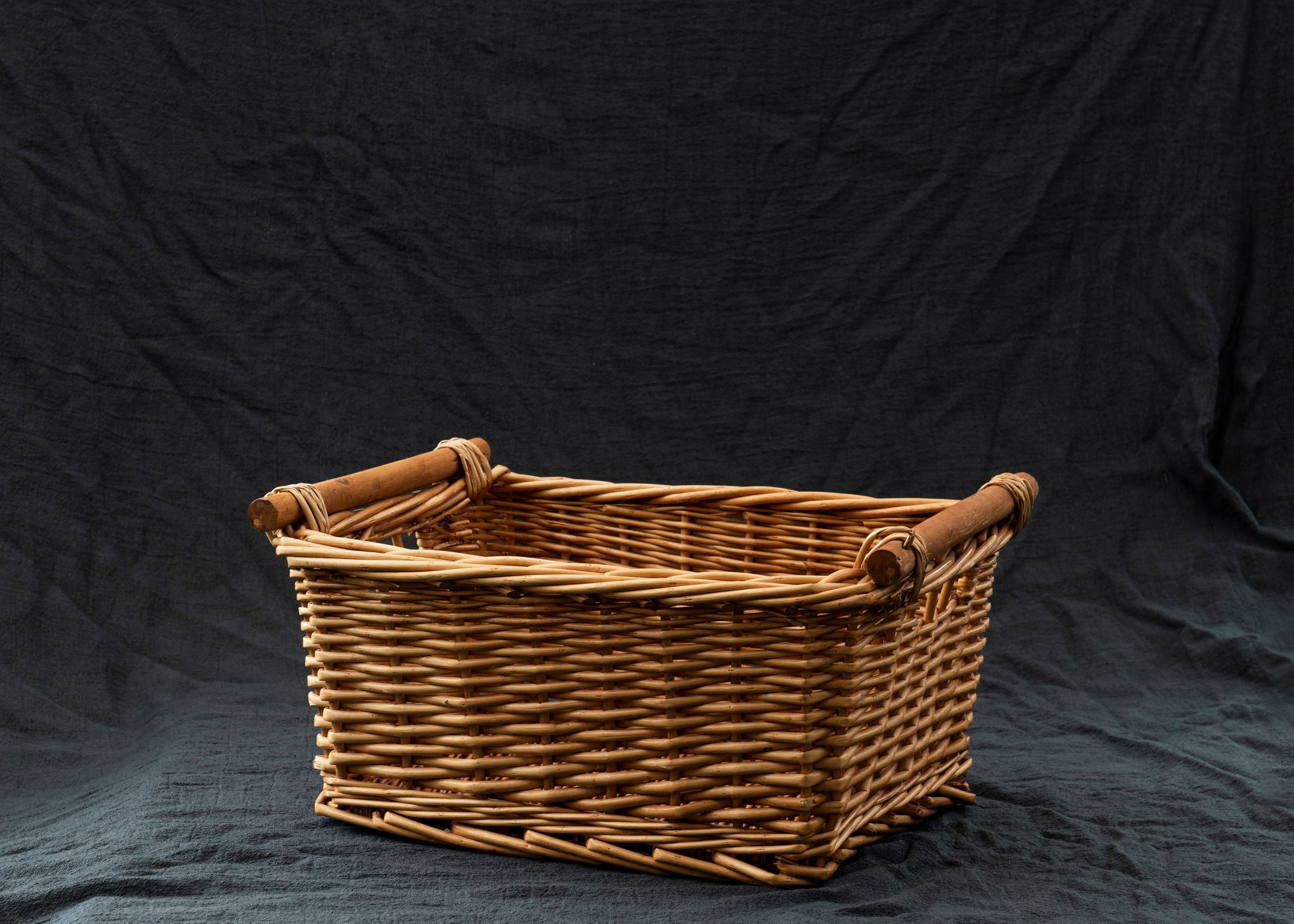 This basket can improve your image on line.