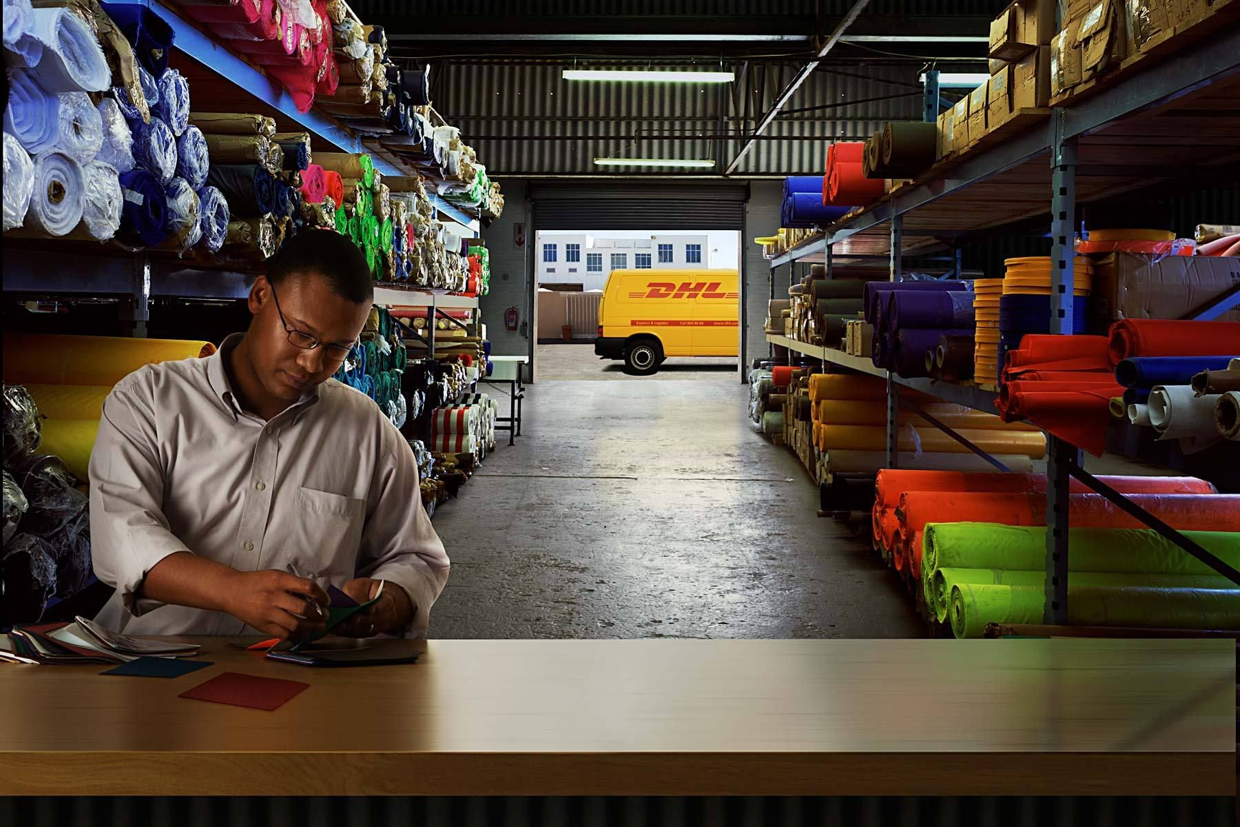 Logistics photographer