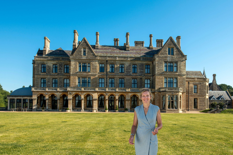 Joanne Hammick -GM - Walton Hall