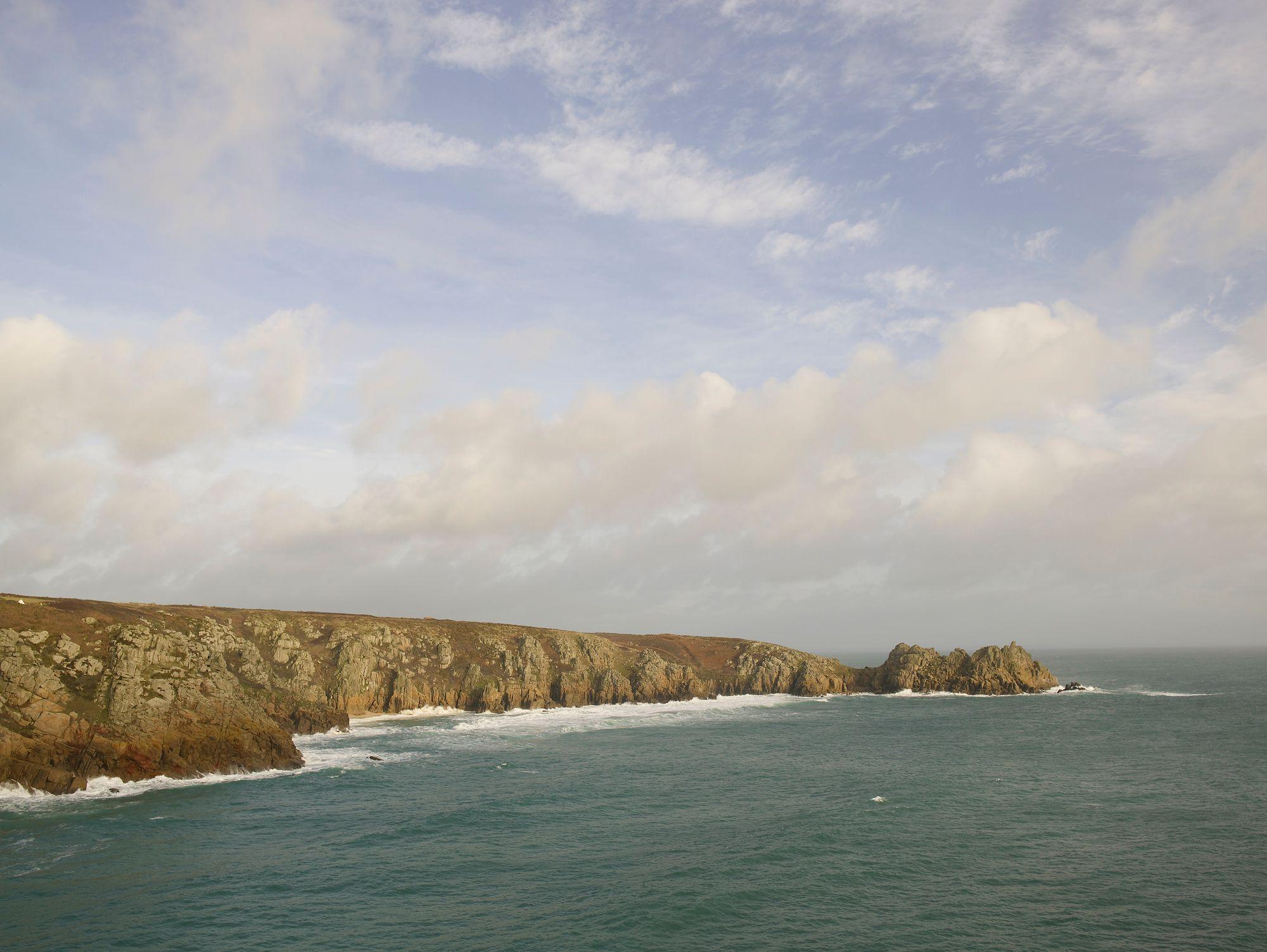 Logan Rock and Cliffs