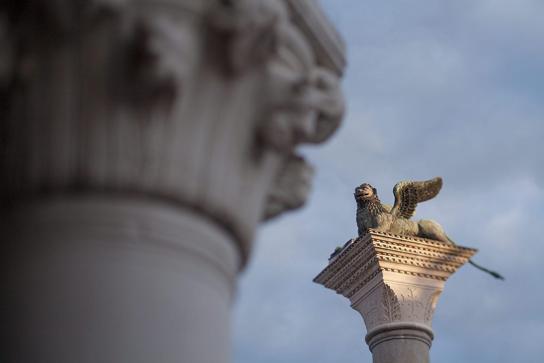 San Marco ,Venice Lion