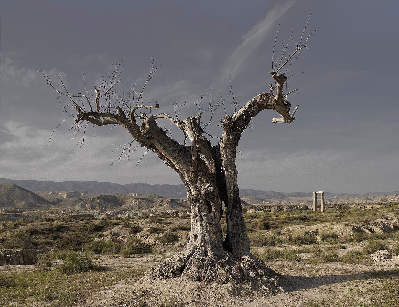 Almeria Spain -Old Western Set