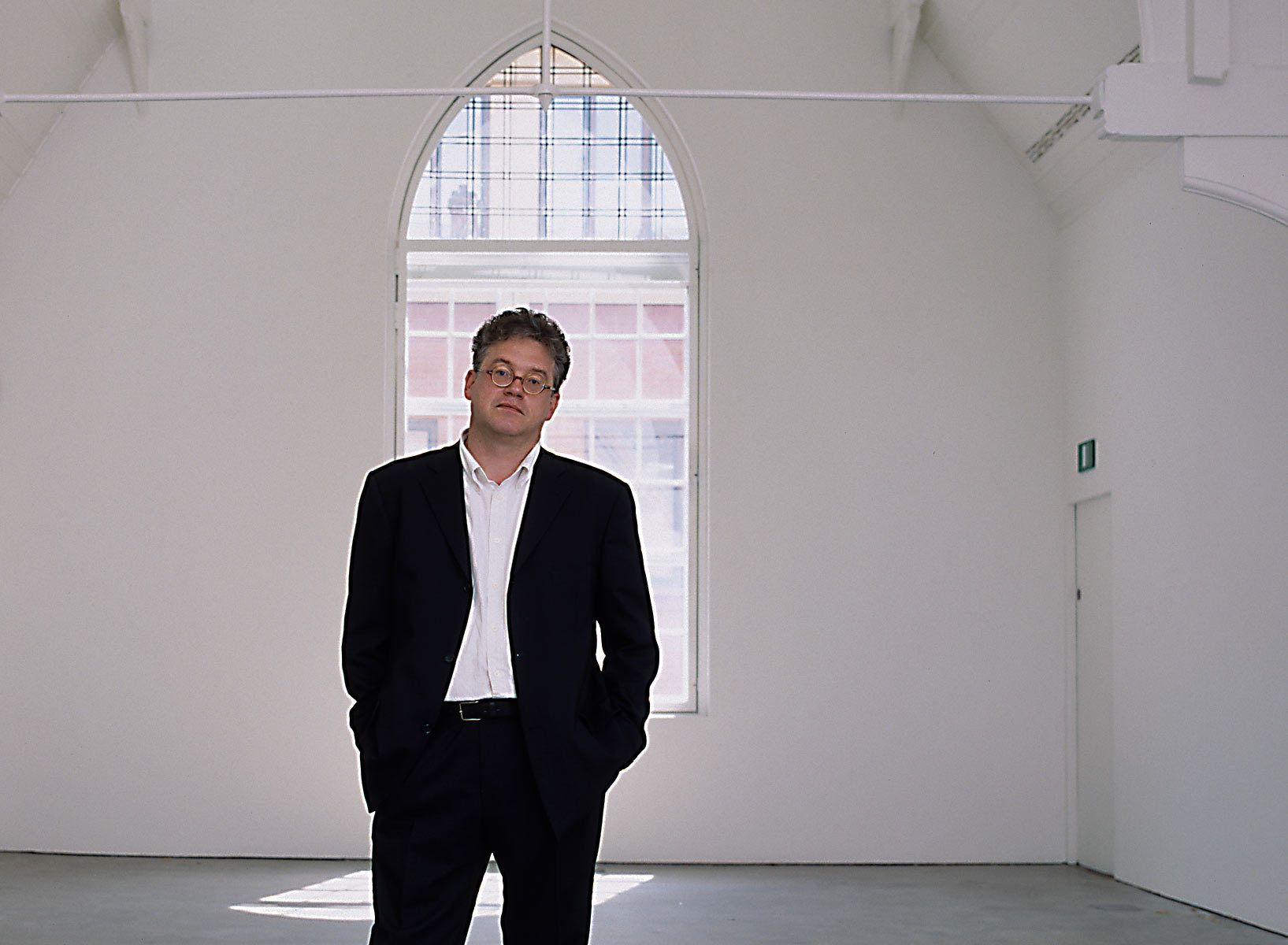 Jonathan Watkins-Ikon Gallery