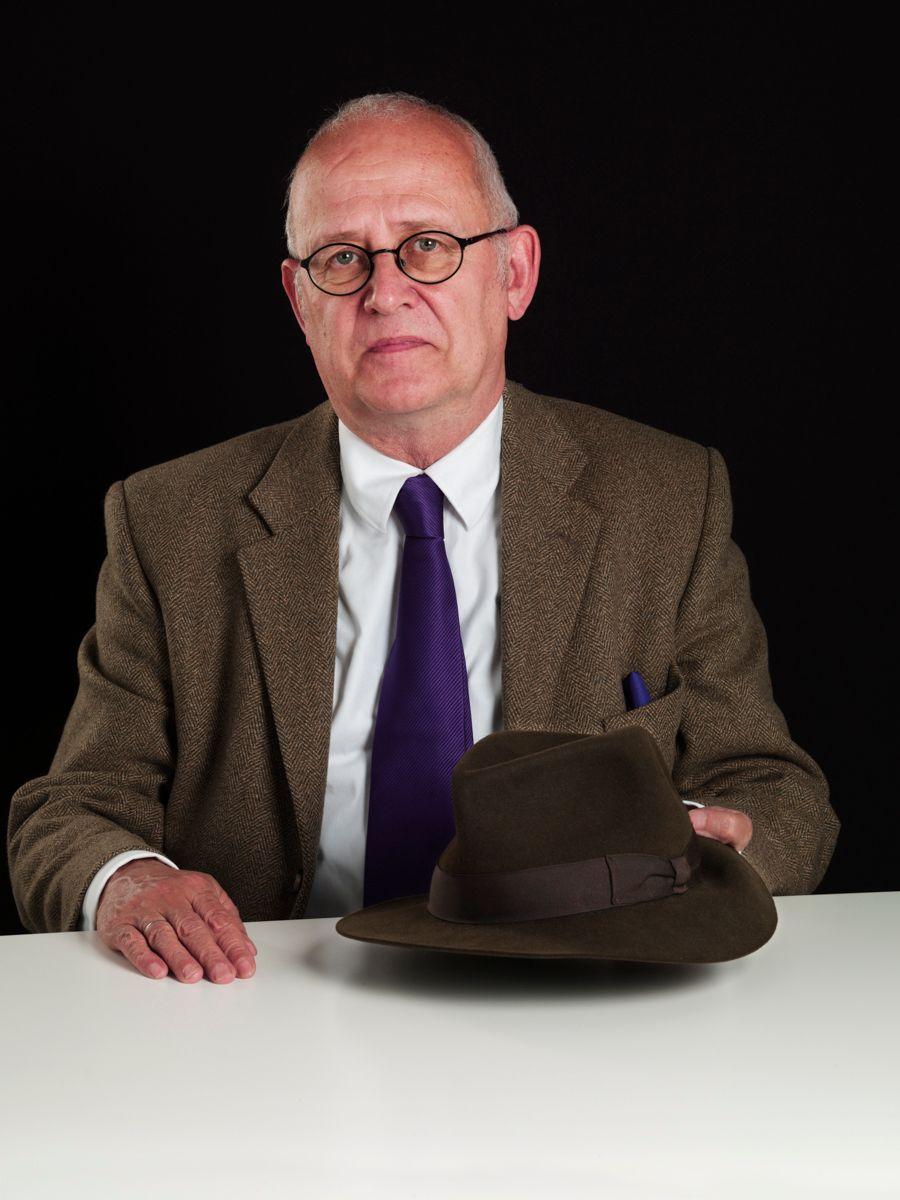 Richard Davenport Hines