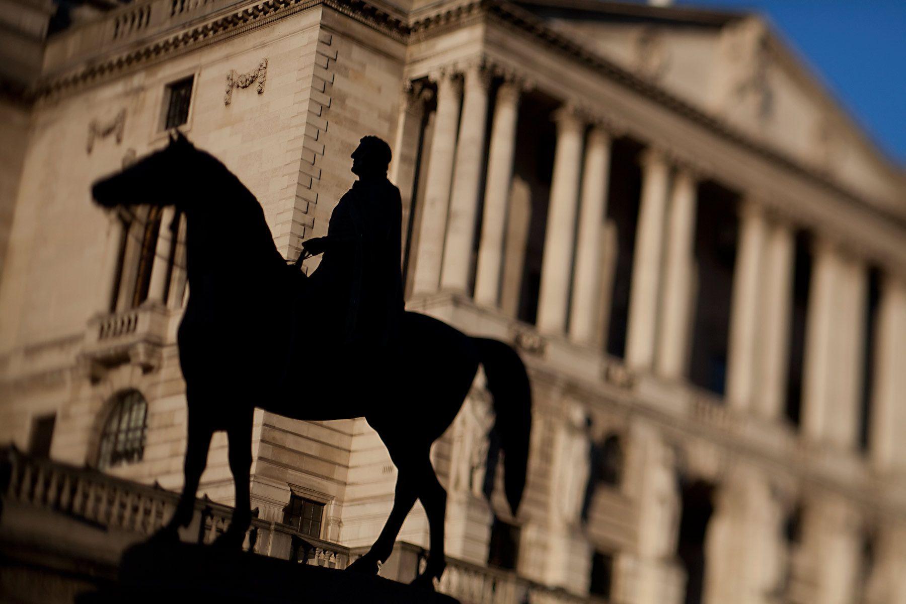 Wellington & The Old Lady of Threadneedle Street