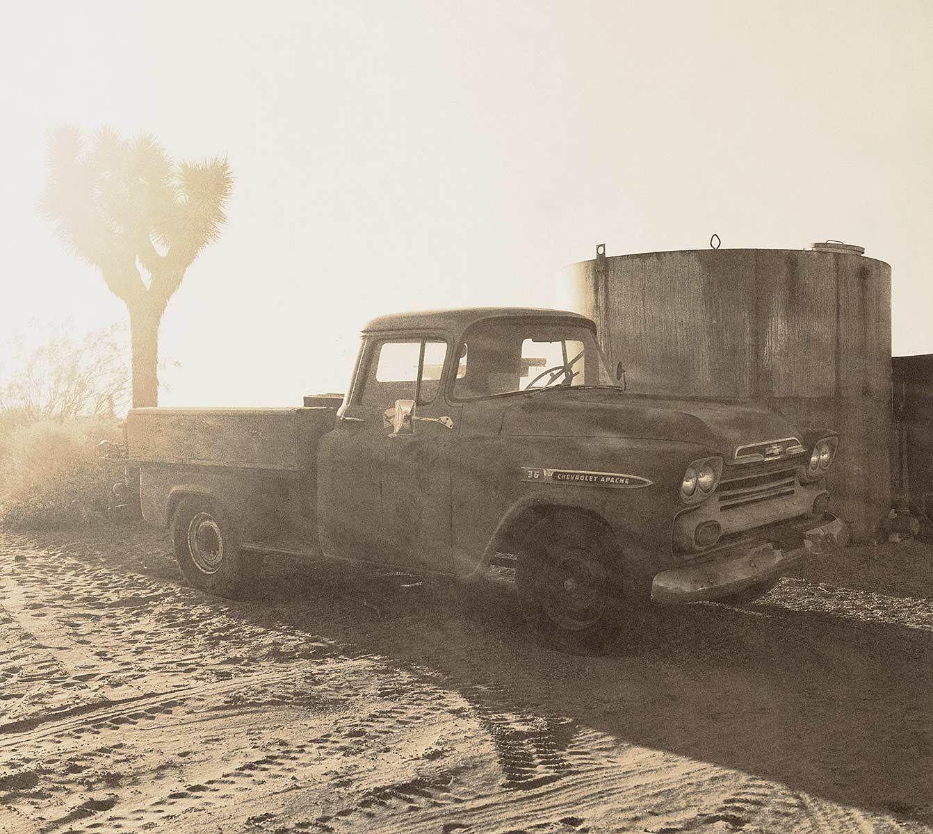Majave Desert,California.