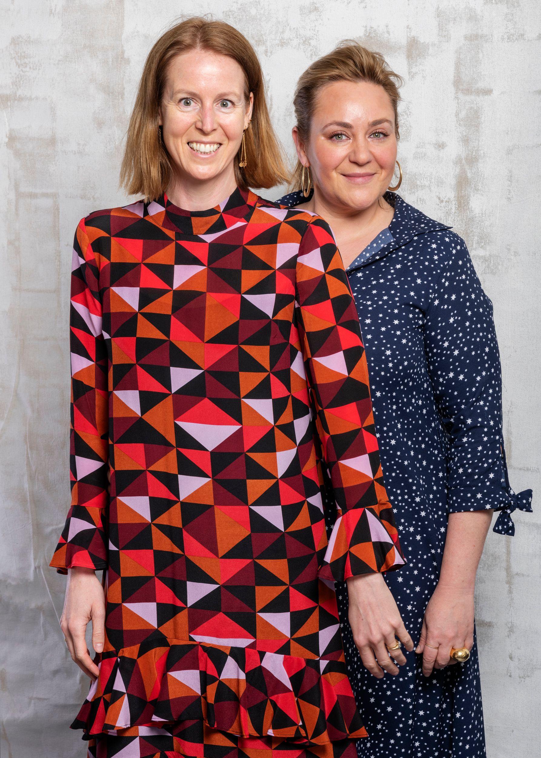 Emillie McMeekan & Annabel Rivkin -Midalts