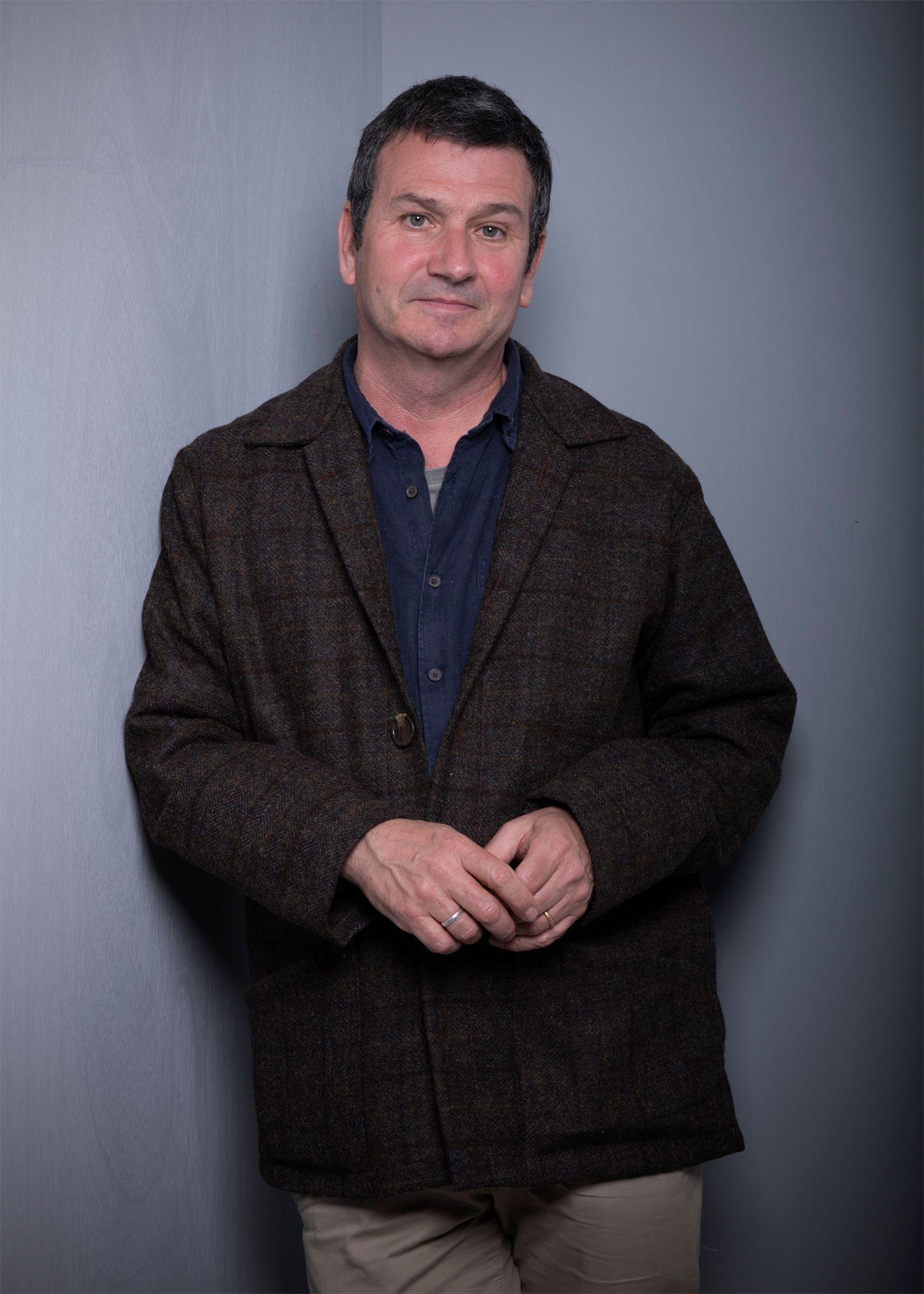 Mark Cocker