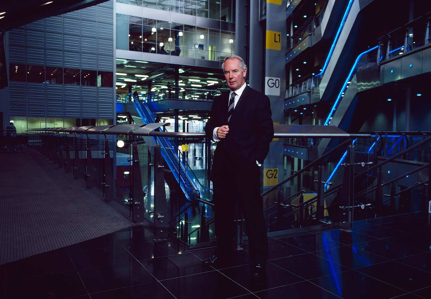 Sir Peter Ripley-Millenium Point