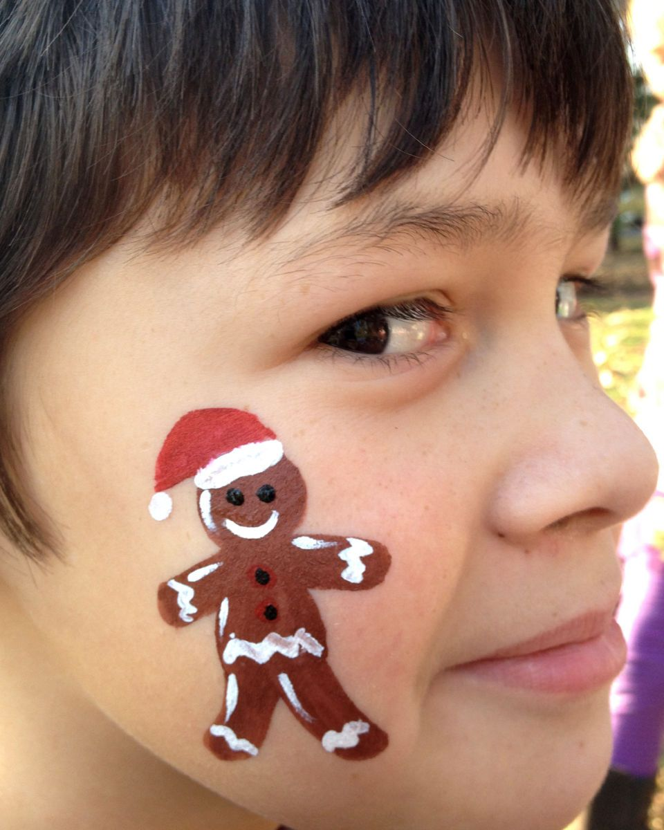 1chicago_face_painter_valery_lanotte___gingerbread_man