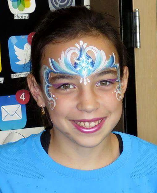 1chicago_face_painting_valery_lanotte___snowflake_crown