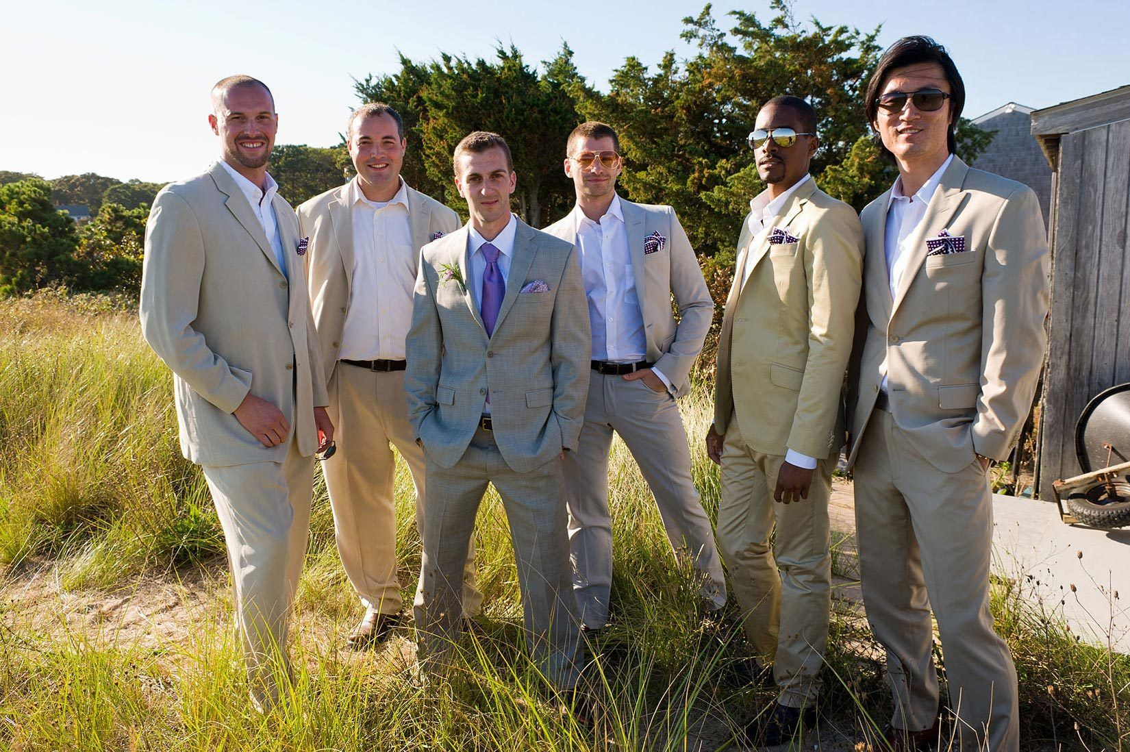 East Chop Beach Club wedding