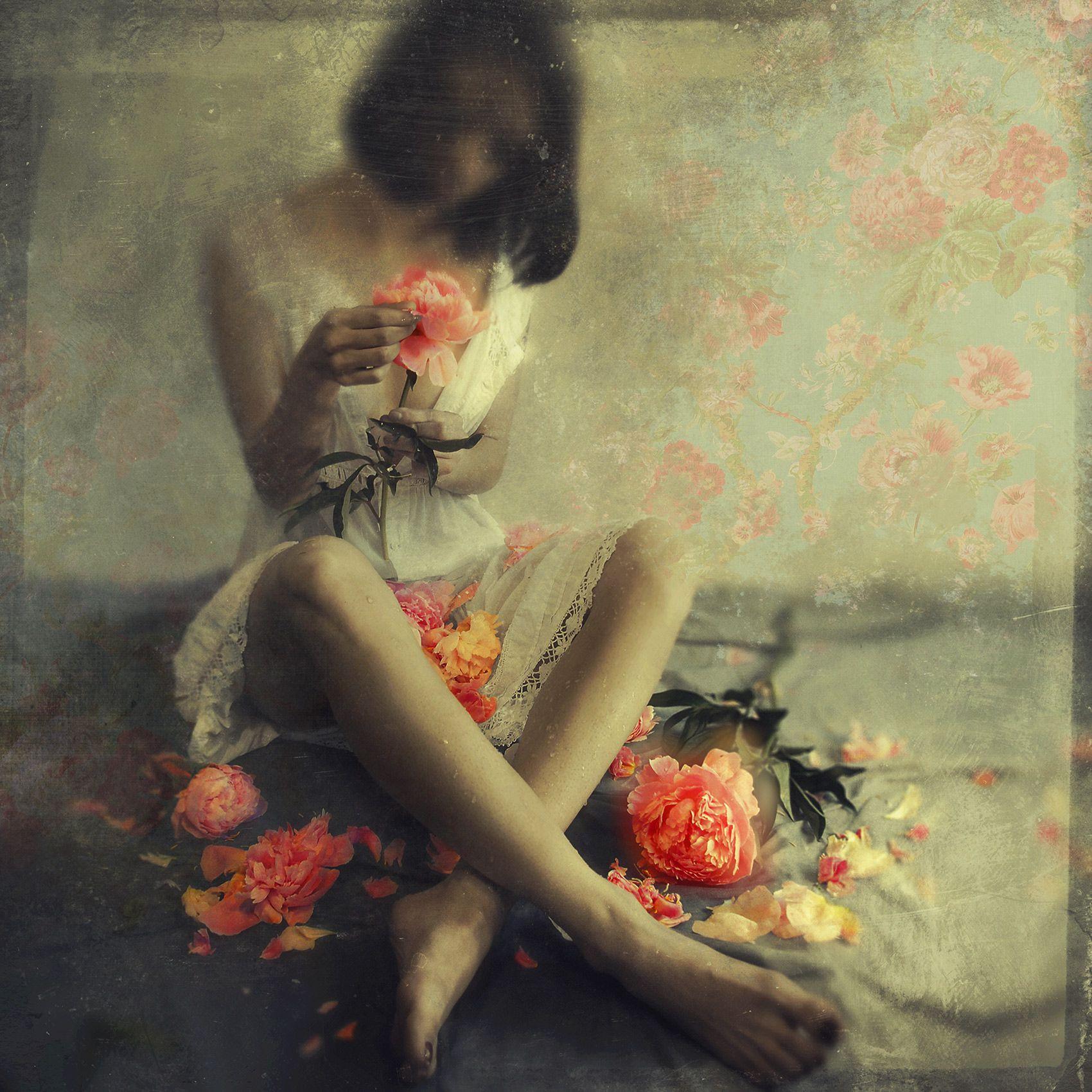 broken flowers #1