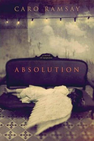 ABSOLUTION, hard cover