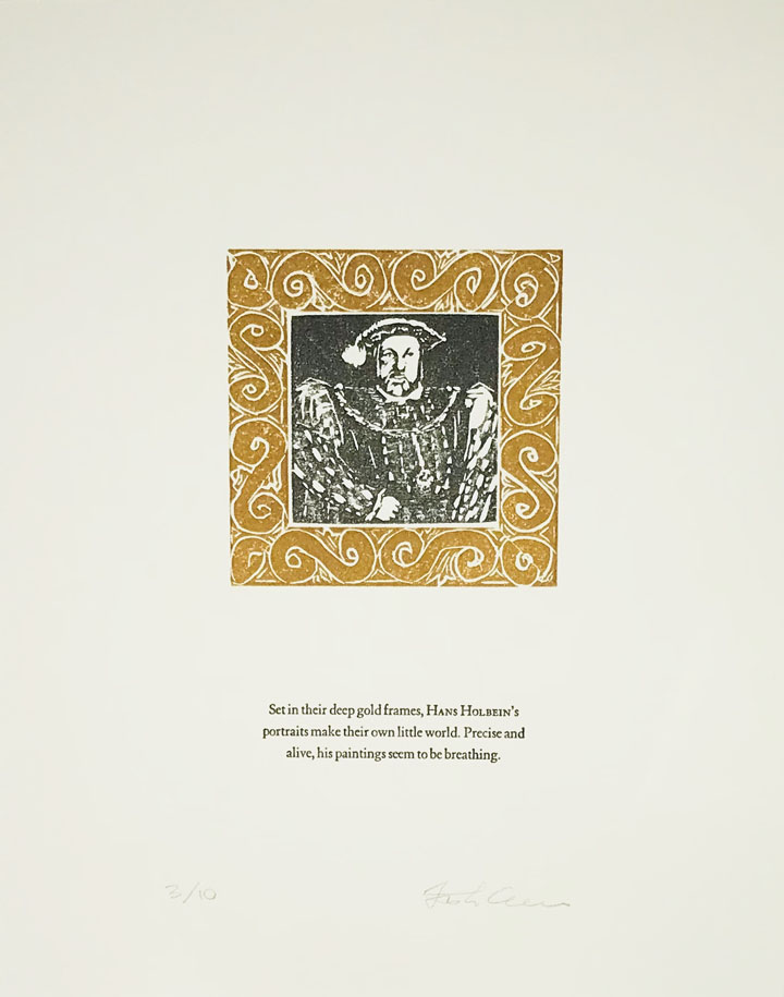 """Holbein"""