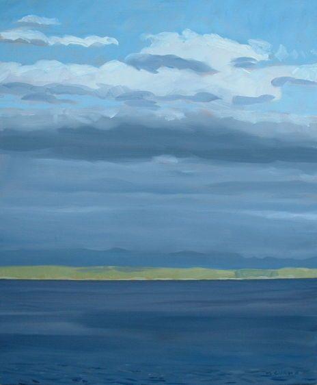 "Lake  24"" x 18"",  2007"