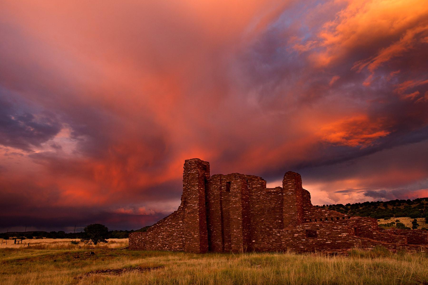 Abo, Salinas Pueblo Mission, New Mexico