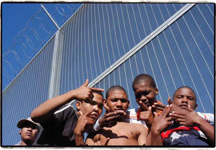 South Africa Juvenile Jail