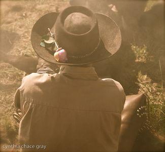 The rose cowboy