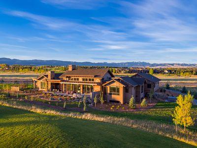 Private residence in Black Bull Golf Community, Bozeman, MT