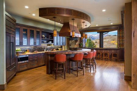 Photographed for Aspen Homes, Concept Seven Designs Inc.,  Kolbe Windows,  and Montana  Interiors