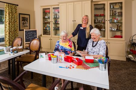 Photographed for Koelsch Senior Communities