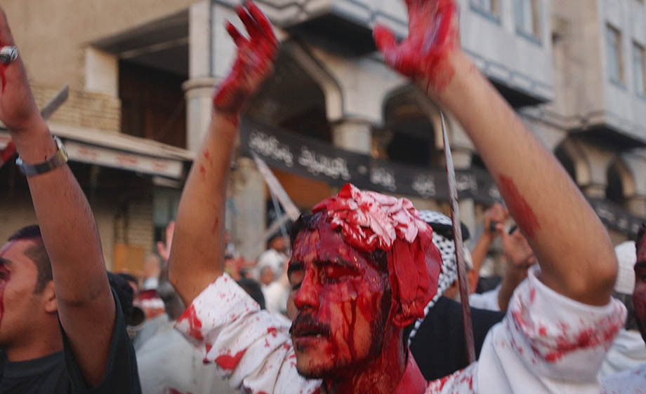 Iraq Shiite Sacrifice