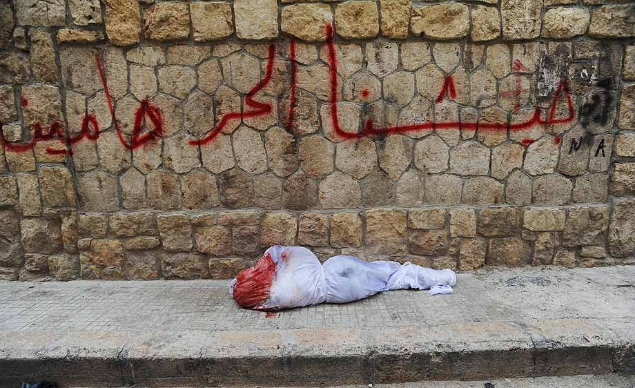 Casualties mount from Syrian government offensive against rebels in Aleppo
