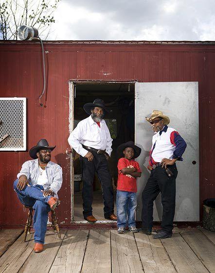 Black Cowboys, Ozone Park