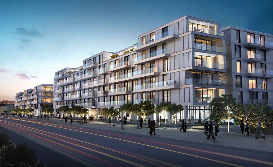 Flourish Al Raha residential complex,   Abu Dhabi