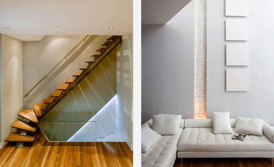 West Harlem brownstone residential project, New York