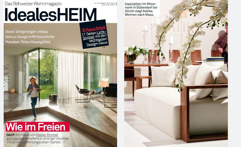 IdealesHeim magazine,   Switzerland