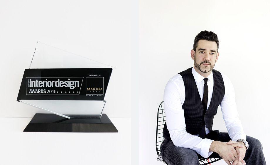 Commercial Interior Design Awards 2015 - Interior Designer of the Year - Shorlisted Finalist