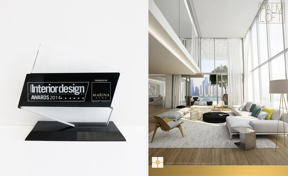 Commercial Interior Design Awards -Residential of the Year  - Highly Commended