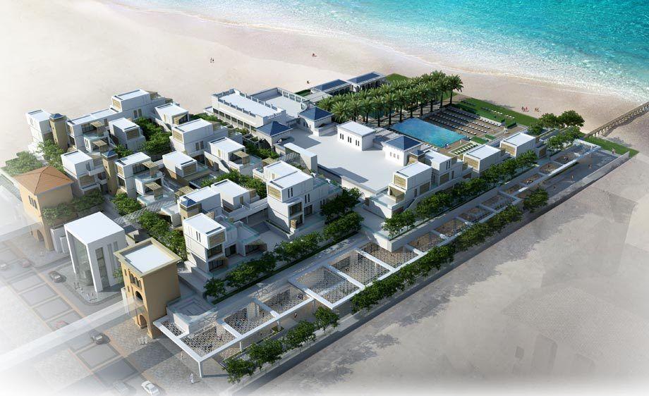 Meydan Beachclub Boutique Hotel,   Dubai