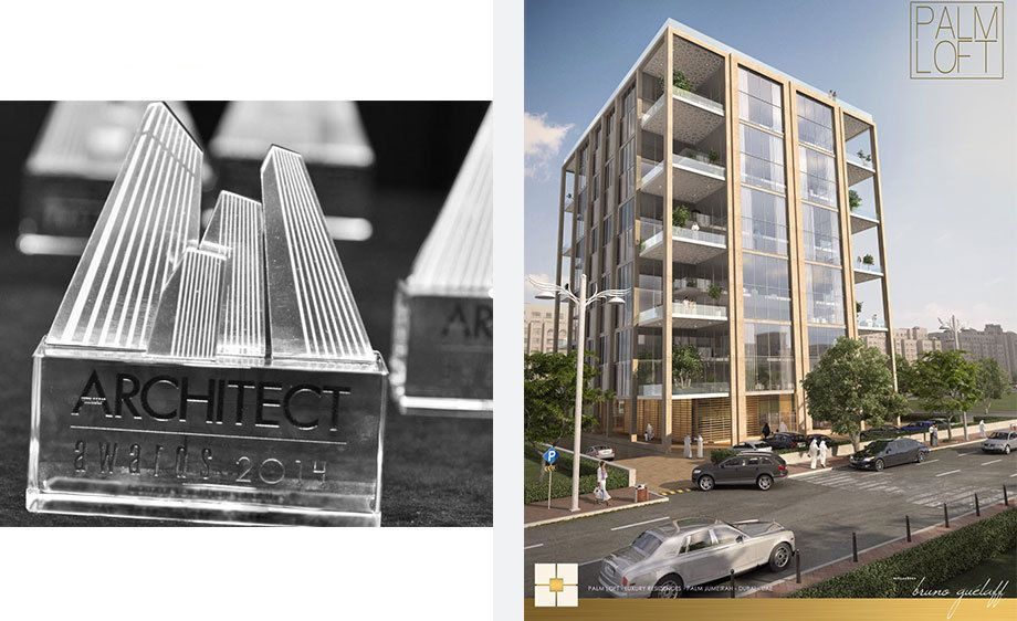 Middle East Architect Awards -Residential  Project of the Year  - Shortlisted