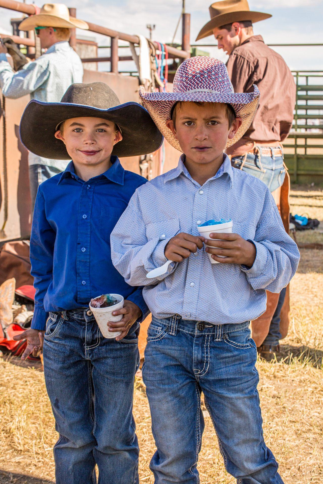 Future Cowboys of America, Ennis Montana