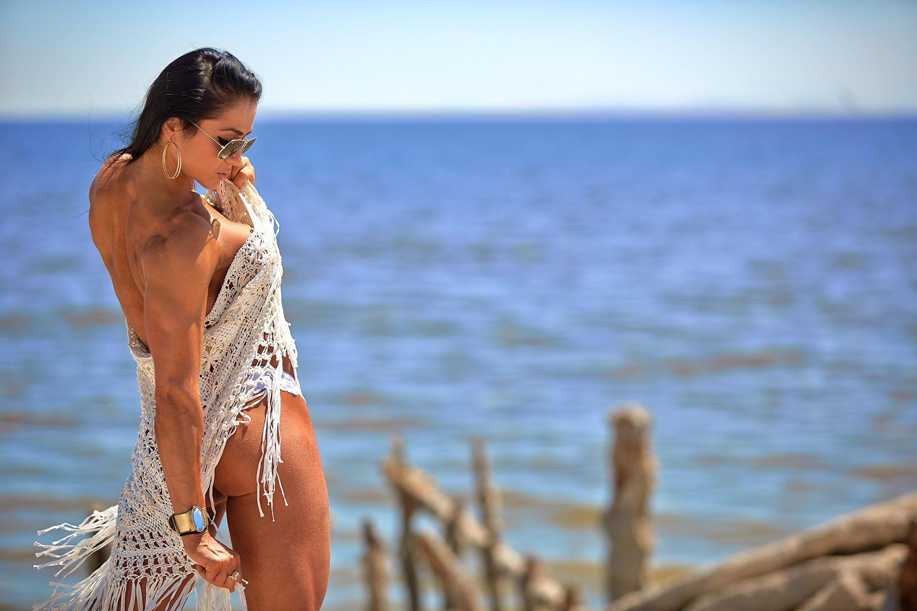 Sasha Brown At Bombay Beach
