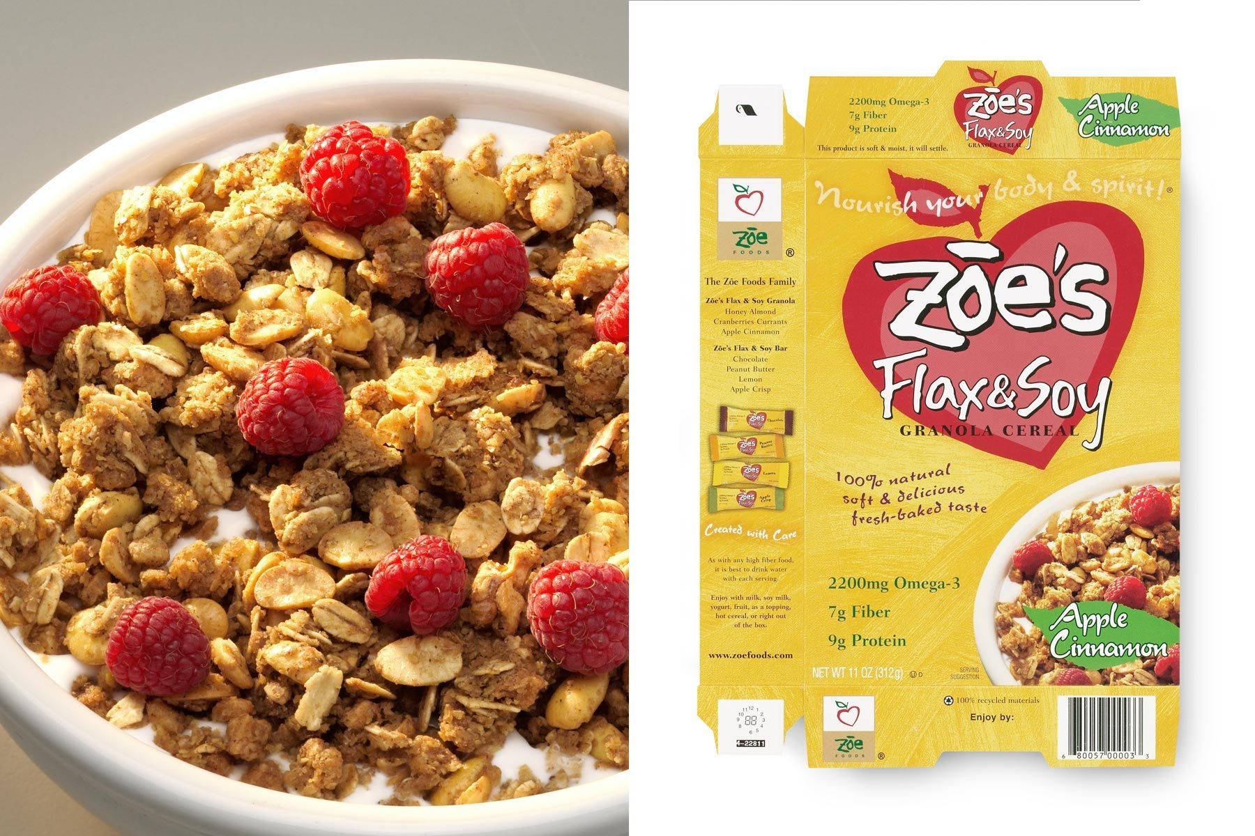 Zoe's Cereal