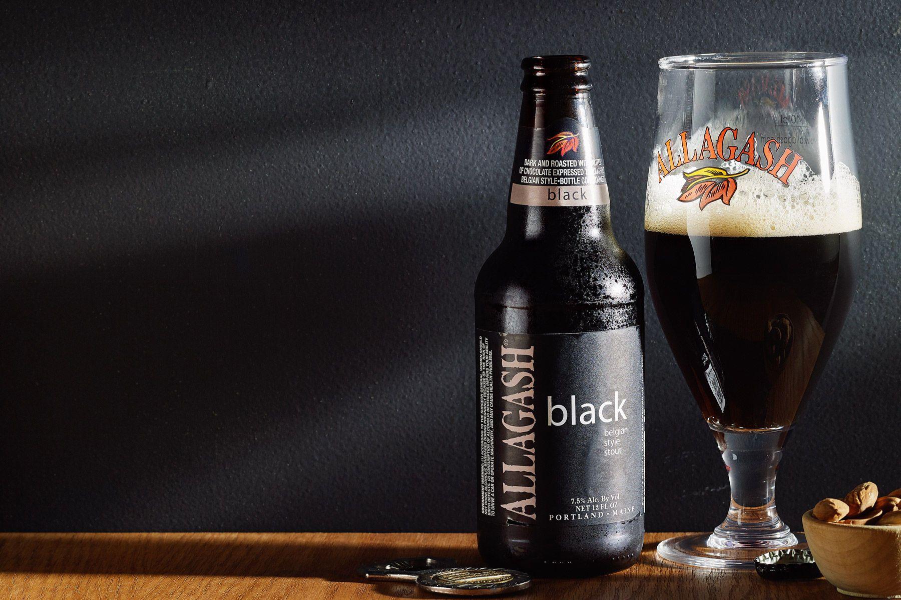 Allagash Black Beer