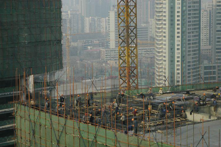 Rooftop, Beijing, China