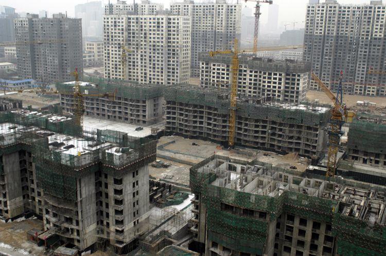 Apartments, Beijing, China