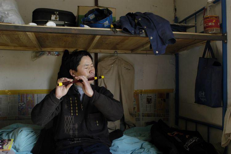 Migrant Worker Dorm, Beijing, China