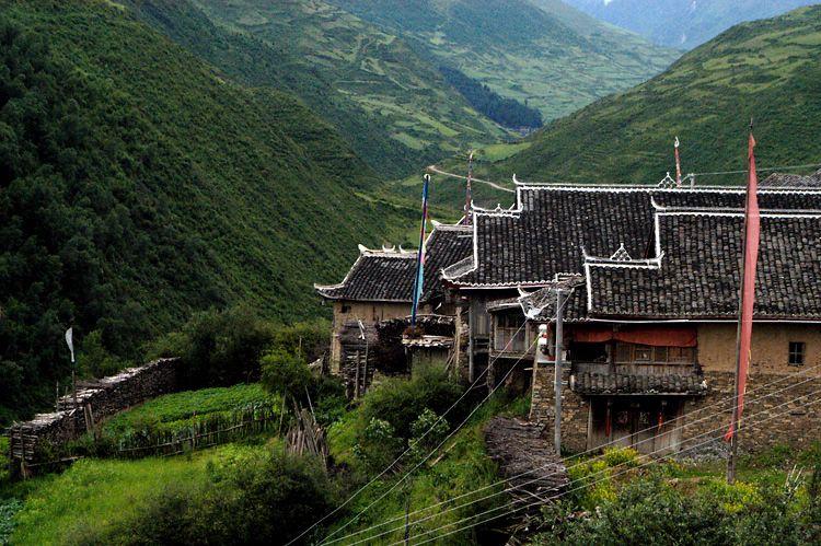 Valley, Tibetan Border