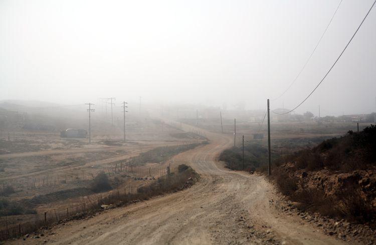 Weld's Highway, Mexico