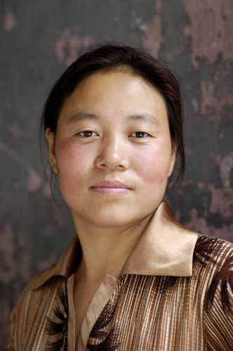 Migrant Worker, Beijing, China