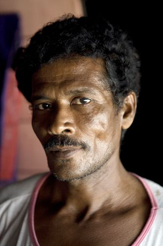 Migrant Worker, Chennai, India