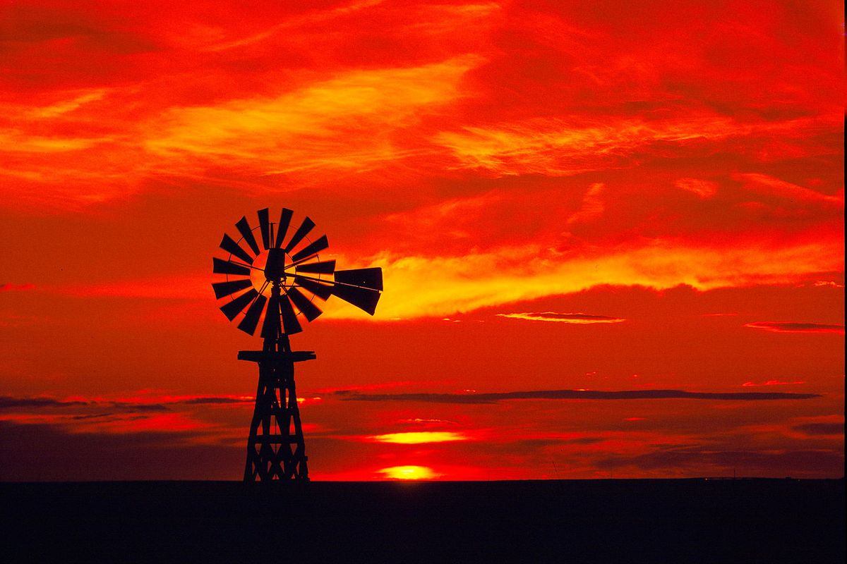 Wyoming Windmill