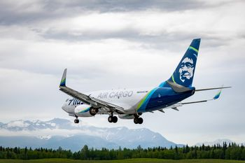 Alaska Air Cargo. Anchorage, AK