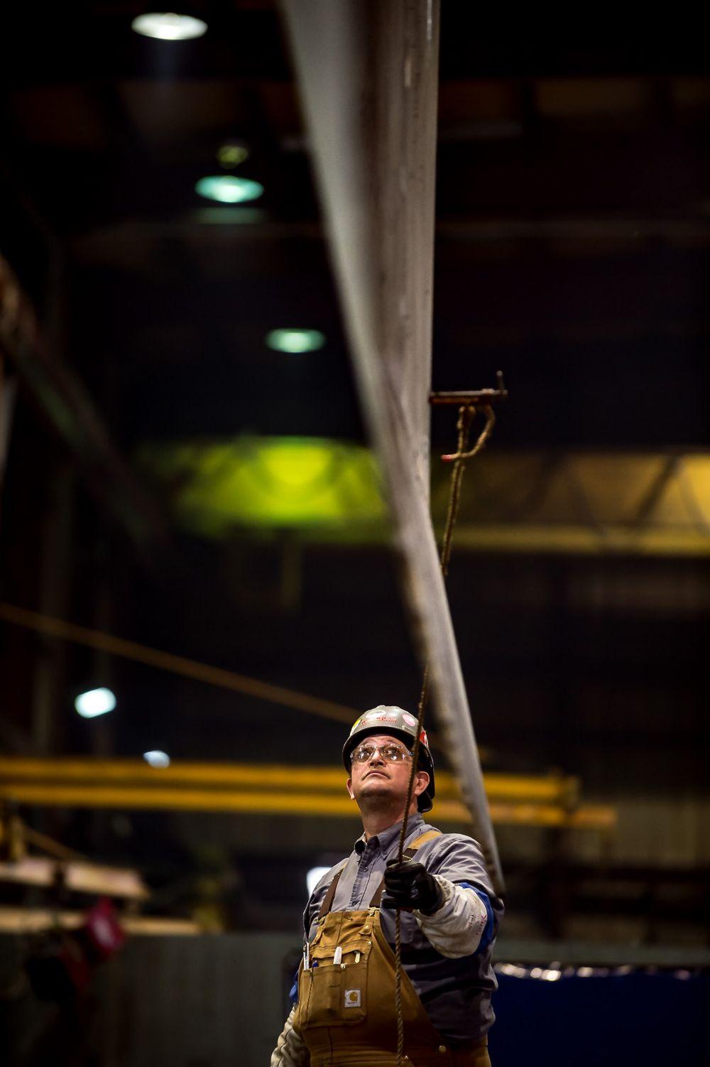 Shipbuilding, Seattle